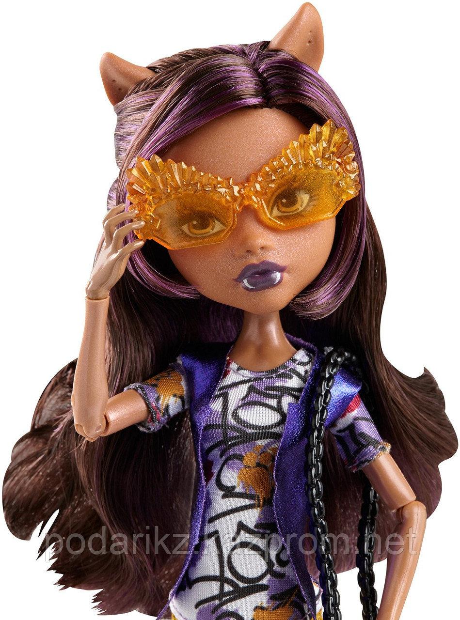 Кукла Монстер Хай Клодин Вульф, Monster High Boo York - Clawdeen Wolf - фото 3