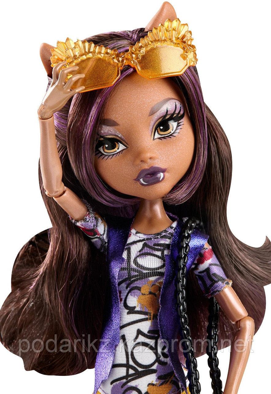 Кукла Монстер Хай Клодин Вульф, Monster High Boo York - Clawdeen Wolf - фото 4