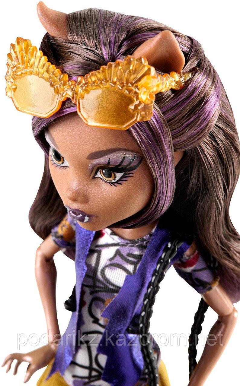 Кукла Монстер Хай Клодин Вульф, Monster High Boo York - Clawdeen Wolf - фото 5