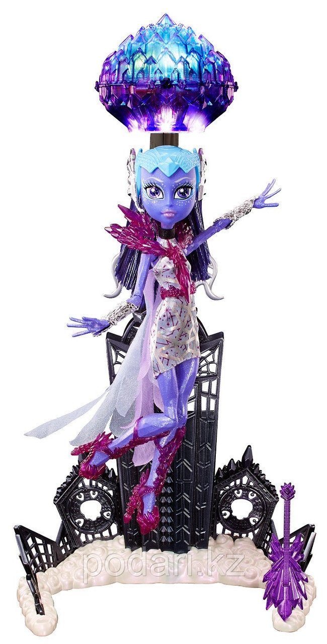 Набор с куклой Монстр Хай Астранова, Monster High Boo York - Floatation Station and Astronova - фото 2