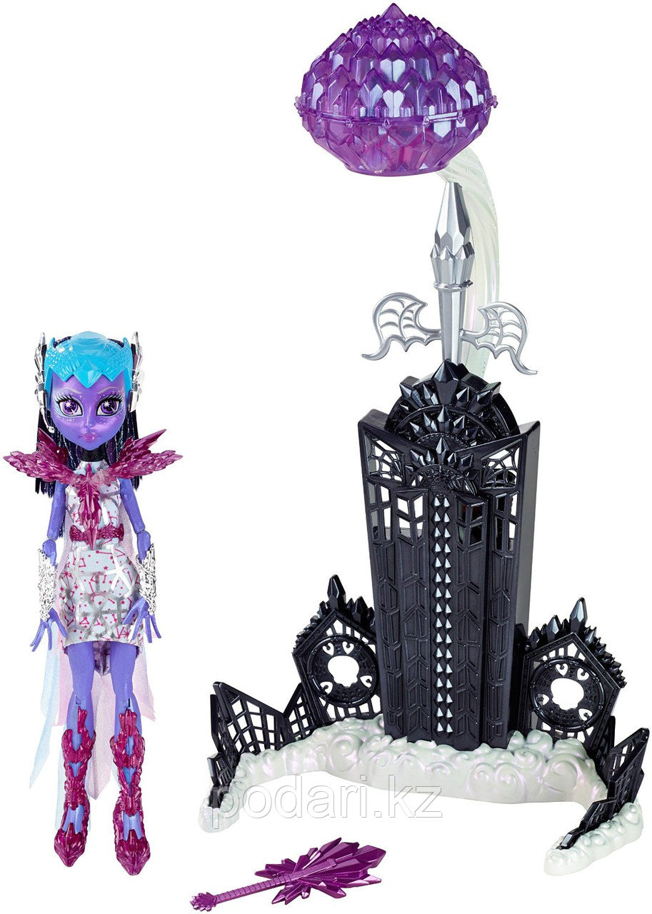 Набор с куклой Монстр Хай Астранова, Monster High Boo York - Floatation Station and Astronova - фото 4