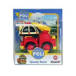 Robocar Poli Инерционная машинка Рой (8 см)
