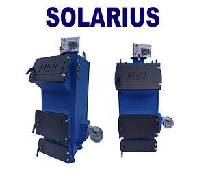 Твердотопливные полуавтоматические котлы «Solarius»
