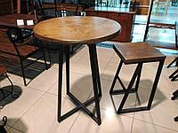 Барные столы и стулья