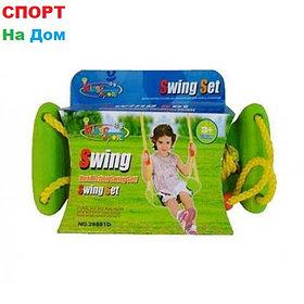 Детская качеля от 3 лет Real Action Swing Set