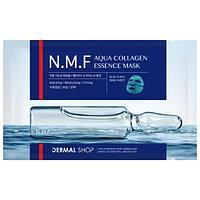 DERMAL Фольгированная маска NMF Aqua Collagen Essence Mask
