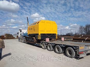 Доставка большегрузов из России в Казахстан