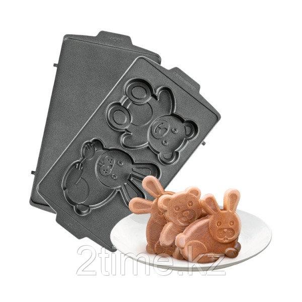 Панель для мультипекаря Redmond RAMB- 30 (медведь и заяц)