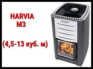 Дровяная печь Harvia M3 с внутренней топкой