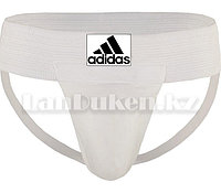 Ракушка защитная для паха Adidas Бандаж защита паха (белый)