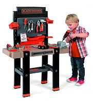 Детская мастерская с инструментами Smoby Ultimate B&D
