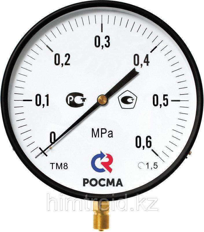 Манометры котловые Росма ТМ-810, Тип ТМ, серия 10