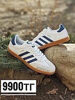 Кроссовки Adidas samba белые, фото 1