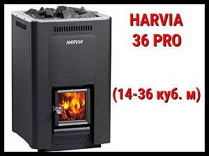 Дровяная печь Harvia 36 Pro с внутренней топкой