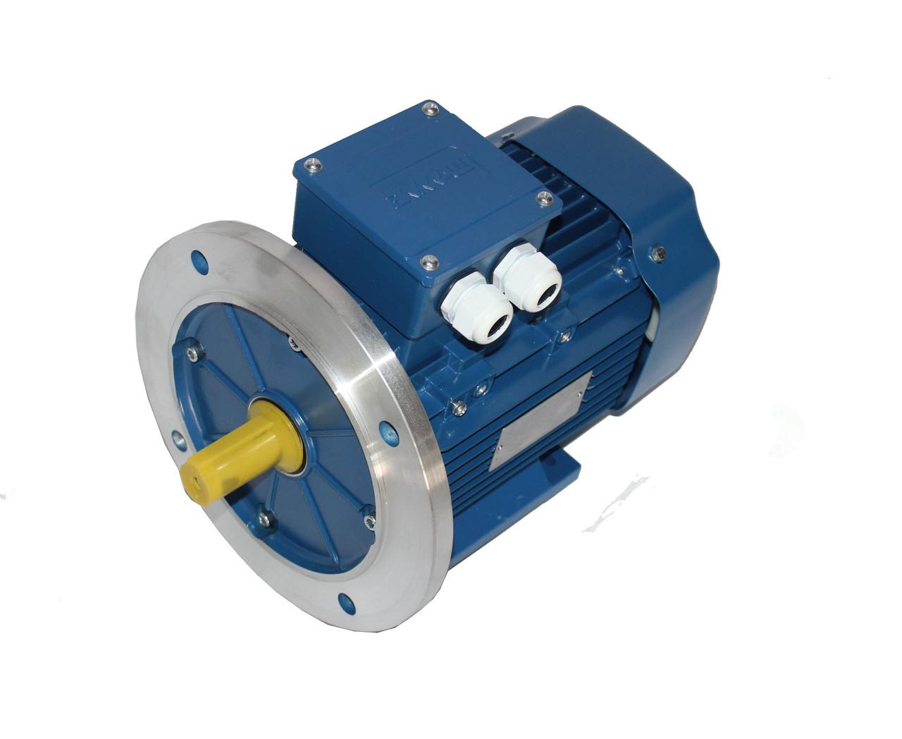 5.5кВт 1500об/мин двигатель АИР112М4.