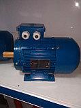 5.5кВт 1500об/мин двигатель АИР112М4., фото 2