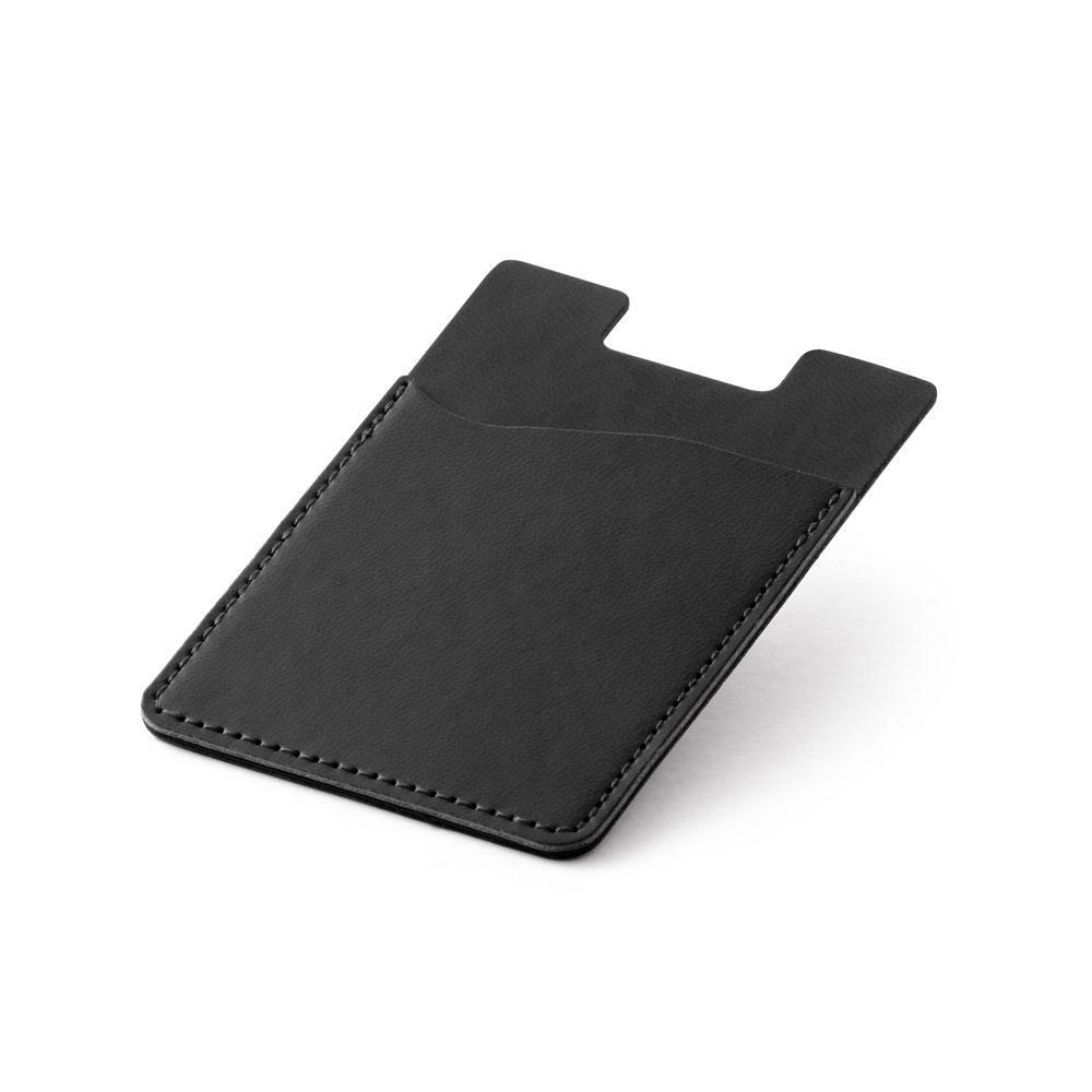 Картхолдер из PU с RFID защитой, BLOCK