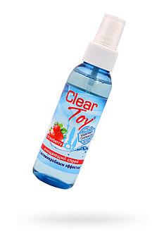 Очищающий спрей ''Clear Toys Strawberry'' с антимикробным эффектом, 100 МЛ
