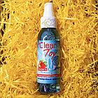 Очищающий спрей ''Clear Toys Strawberry'' с антимикробным эффектом, 100 МЛ, фото 2