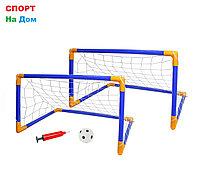 Детские футбольные ворота (размеры: 92 х 55х 63 см)