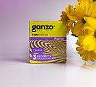 Презервативы Ganzo Sense, ТОНКИЕ, 18 СМ, 3 ШТ, фото 2