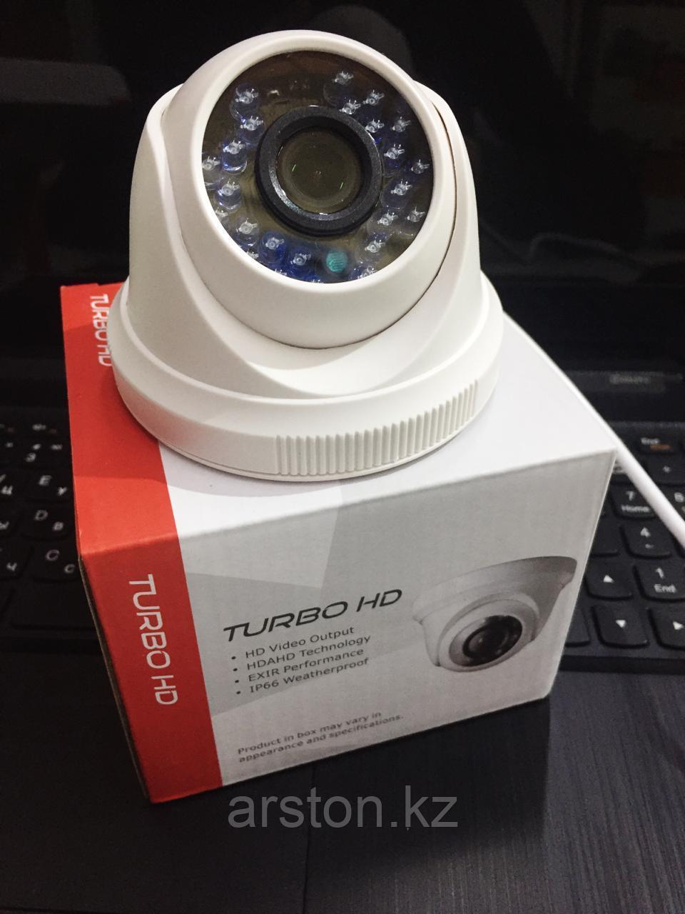 Камера купольная TURBO HD 3.6 mm