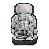 Автокресло Lorelli Navigator 9-36 кг Серый / Grey Stars 2015, фото 2