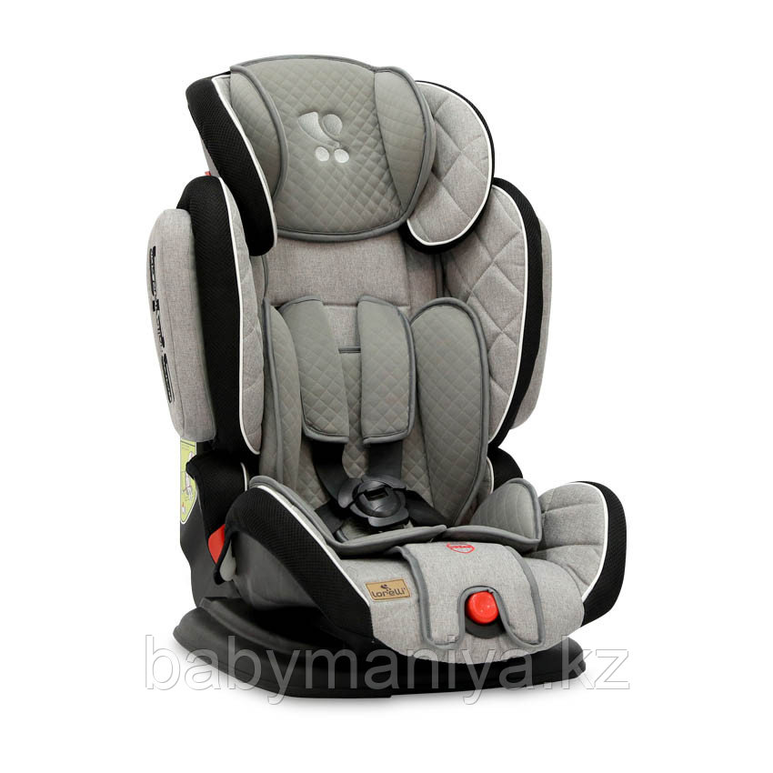 Автокресло Lorelli Magic Premium 9-36 кг Серый / Grey 2014