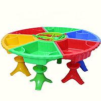 Стол детский песочница, фото 1