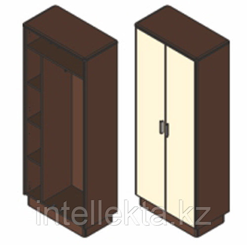 Шкаф гардероб И490
