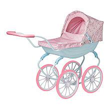 Baby Annabell Винтажная коляска для кукол Беби Анабель