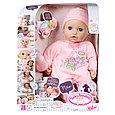 Baby Annabell Интерактивная кукла 43 см, фото 2