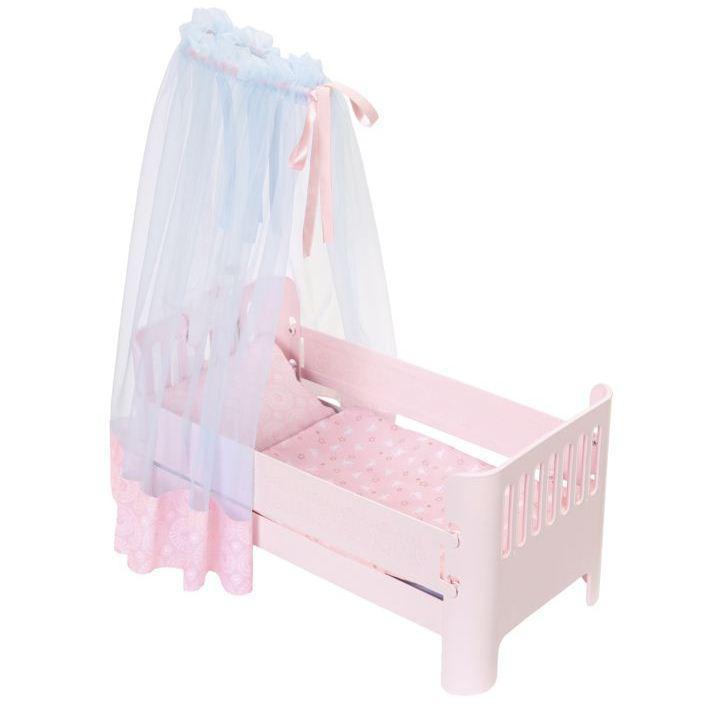 Baby Annabell Кроватка для кукол Беби Анабель - Спокойной ночи