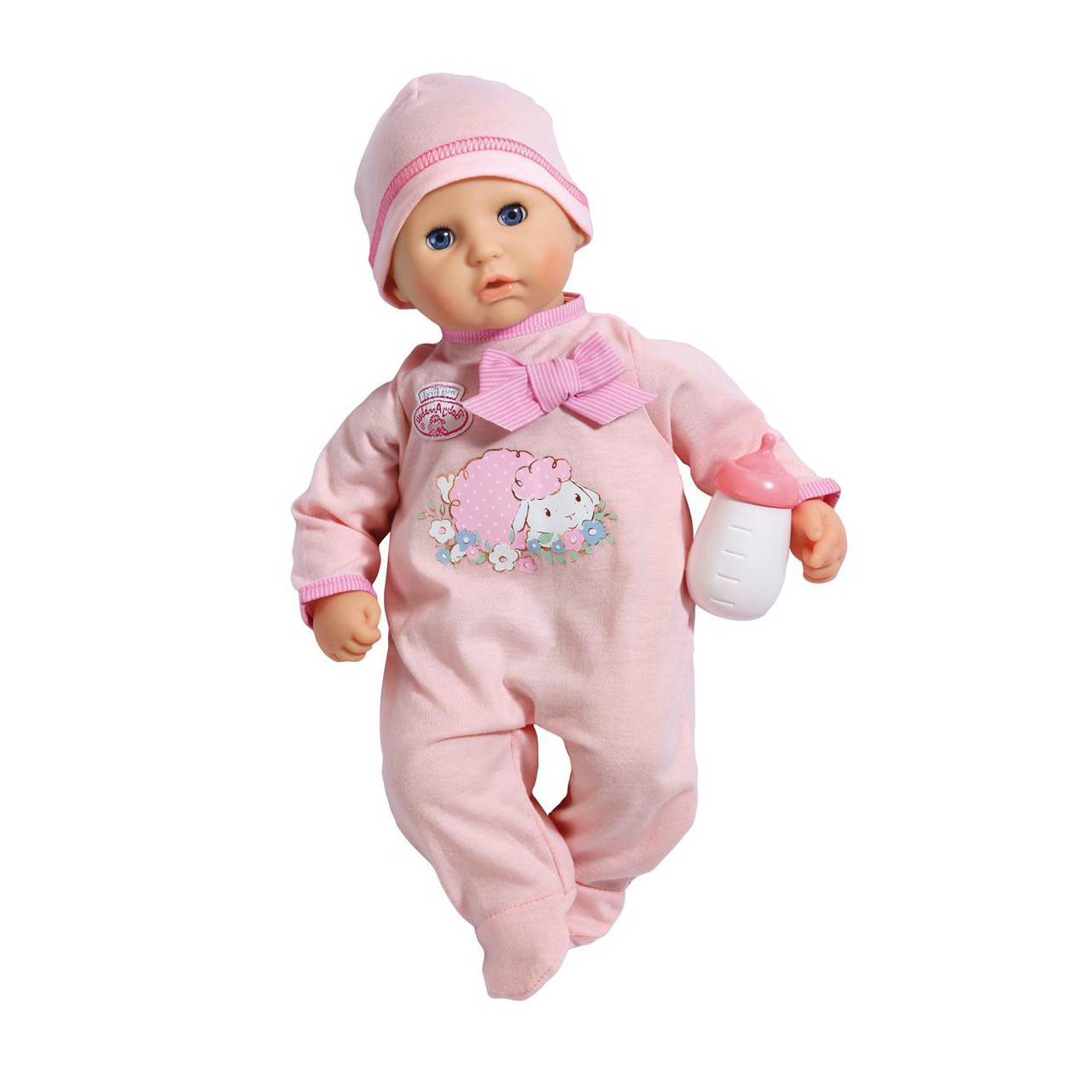 "Baby Annabell Кукла ""Моя первая Беби Анабель"" с бутылочкой, 36 см"