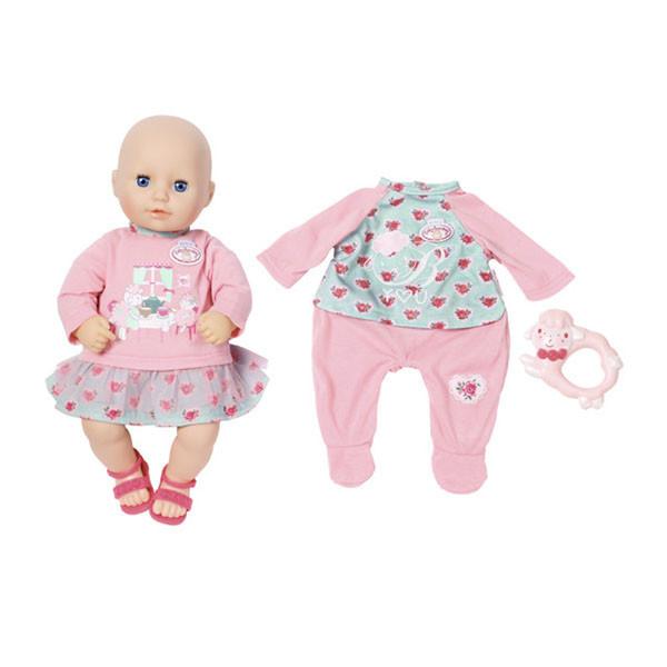 "Baby Annabell Кукла ""Моя первая Беби Анабель"" с набором одежды, 36 см"