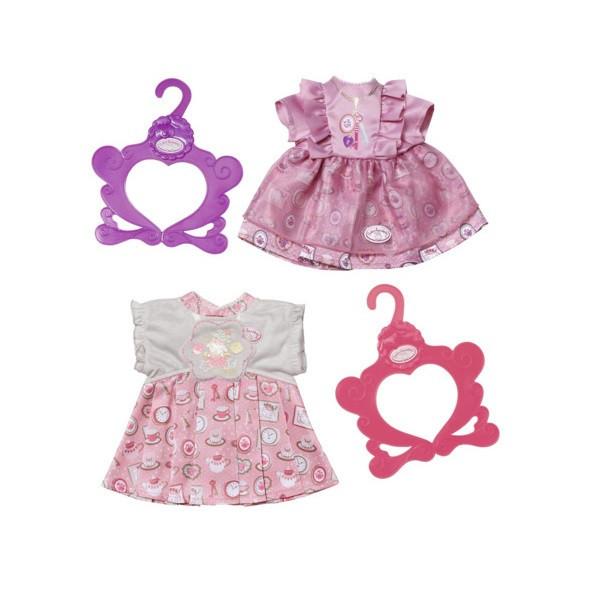 Baby Annabell Набор одежды для куклы Беби Анабель - Платья в ассортименте