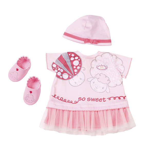 Baby Annabell Одежда для кукол Беби Анабель - Для теплых деньков