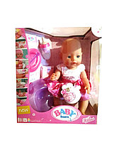 Baby Born EU Кукла Интерактивная, 43 см