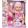 Baby born Интерактивная кукла Бэби бон, 43 см, фото 2