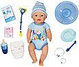Baby born Интерактивная кукла-мальчик, 43 см, фото 2