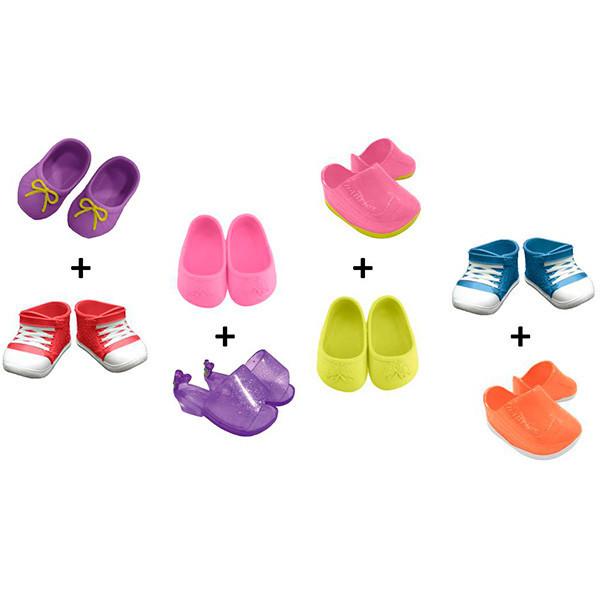 Baby Born Комплект обуви для куклы, 2 пары
