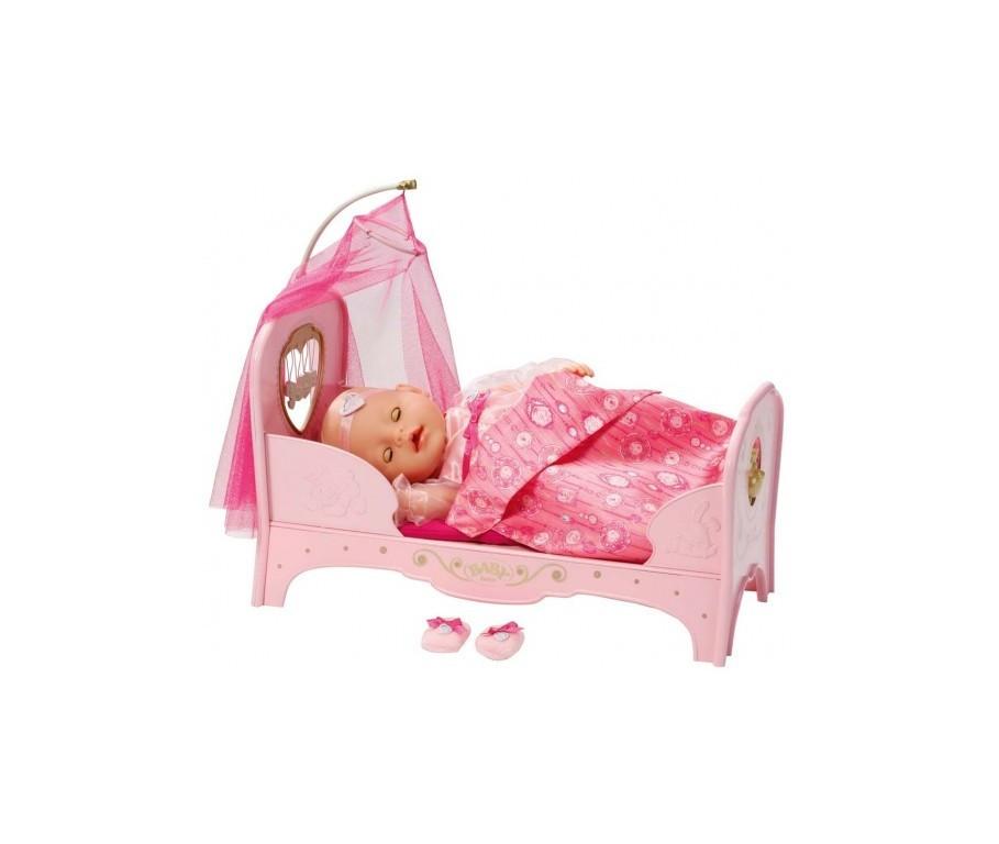Baby Born Кровать для принцессы