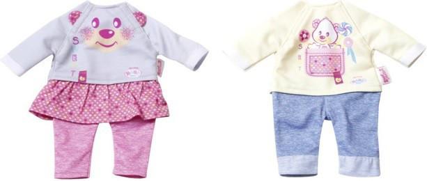 Baby Born Набор одежды для кукол Беби Бон - Комплект для дома