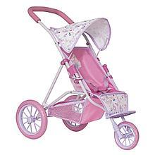 Baby Born Трехколесная коляска для кукол Беби Бон, с козырьком