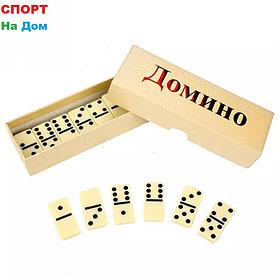 """Настольная игра """"Домино"""" в картонной коробке"""