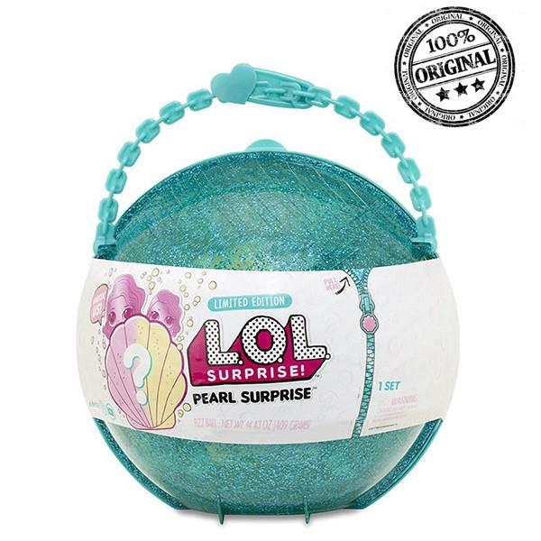 LOL Pearl Surprise - Большой шар, Жемчужина русалки (Оригинал), ЛОЛ Сюрприз