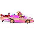 LOL Surprise - Игровой набор ЛОЛ Автомобиль кабриолет с бассейном-джакузи, фото 7