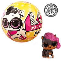 LOL Surprise - Питомец в шарике, Pets, 3 серия 2 волна (Оригинал), ЛОЛ Сюрприз