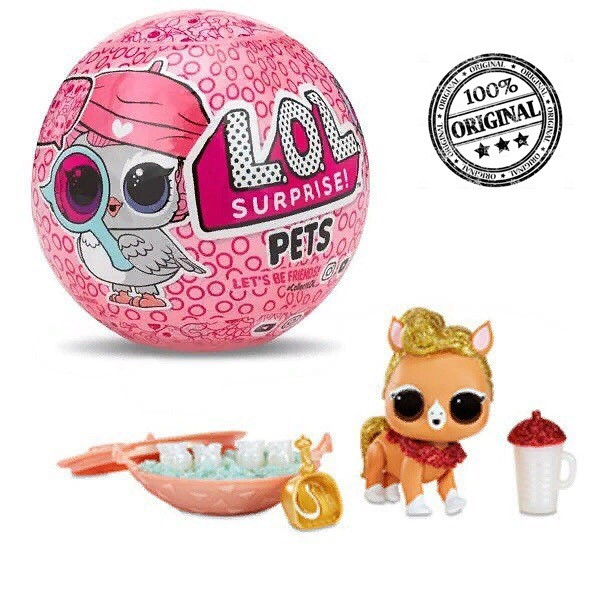LOL Surprise - Питомец в шарике, Pets, 4 серия, Декодер «Eye Spy» (Оригинал), ЛОЛ Сюрприз