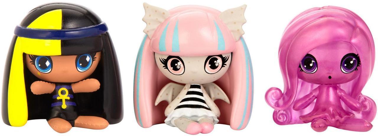 """Monster High """"Minis"""" Набор из 3 минифигурок №4"""